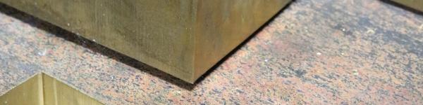 黃銅厚板A